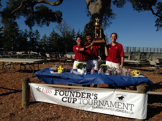 CONGRATULATIONS TO WINNING TEAMS – FOUNDER'S DAY 2013